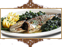 Branzino on Arthur Ave Bronx NY